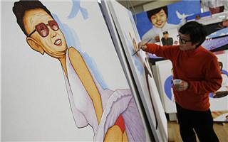 揭秘神秘朝鲜的神秘艺术