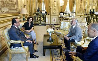 因反犹标语涂鸦 法国政客对卡普尔发起攻击
