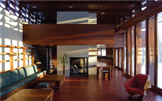 水晶桥博物馆将免费开放弗兰克·罗伊德·赖特别墅