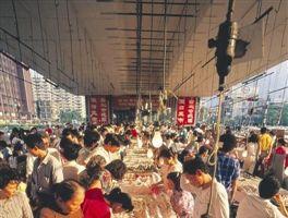 蓬勃发展的台湾古玩市场