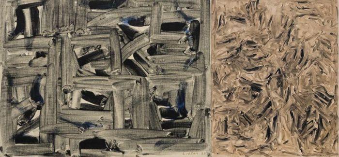 这也是韩国的?佳士得展出单色画韩国抽象艺术