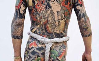 从部落象征到先锋艺术 没有哪种文化不曾使用过纹身