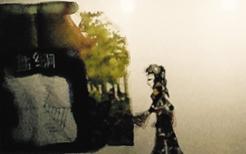 """大连辽南皮影艺术团带""""西游记之大战蜘蛛精""""来京演出"""