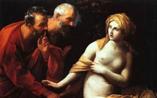 从神圣到色情:西方艺术史中的浴女图像