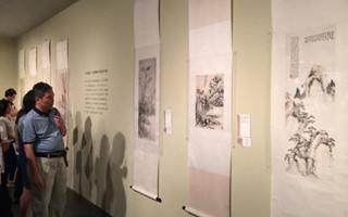 广东美术馆展览重现持续40年国画革新学术论争