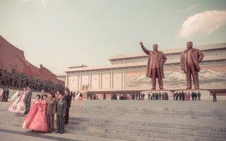 张新春:充满神秘争议和话题的朝鲜画