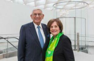 布罗德私人收藏馆洛杉矶开幕 建筑物重构纪念类博物馆精神
