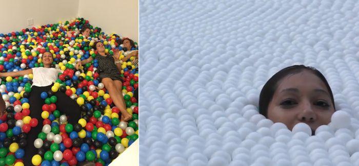 "【Art or Not】邀请你来猜:两组""气球""哪个才是真正的艺术?"
