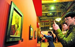 600年太庙转型艺术馆 对文物古建筑零损害