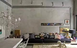为啥设计师都钟爱毛坯房?因为水泥的质感帅爆了!