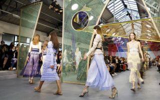 反叛精神和转型成了伦敦时尚周的关键词