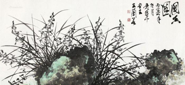 105岁王兰若:一生付于水墨丹青之中