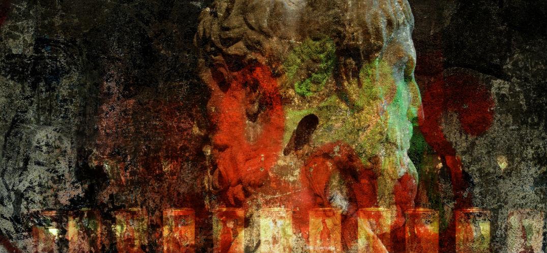 """傅文俊""""迷思之像""""抽象摄影展"""