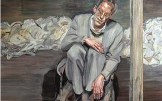卢西安·弗洛伊德:艺术的狂徒 感情的杀手