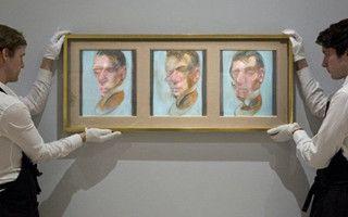 苏富比已占据伦敦市场 佳士得力推英国年轻艺术家
