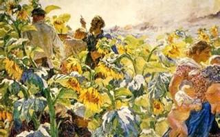 纪念世界反法西斯战争胜利70年俄罗斯美术作品展举行