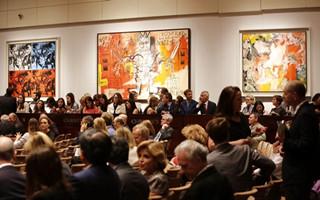 聚焦11月纽约秋拍 超500万美元的高价艺术品连年增长
