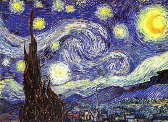 迄今为止,全世界最着名,拍卖价格最高的十副油画中有两幅是梵高的作品