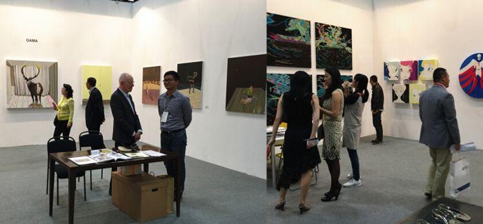"""CIGE2015调整战略:开启""""50家画廊+50位艺术家个展""""新模式"""