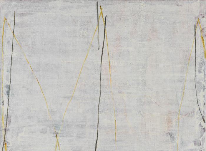 无题,布面丙烯,120cm×150cm,2014。