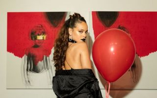 蕾哈娜第八张专辑封面首发 背后你不得不了解的五件事