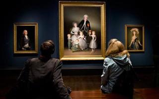 伦敦国家美术馆展70余幅戈雅肖像画 占存世作品总量三成