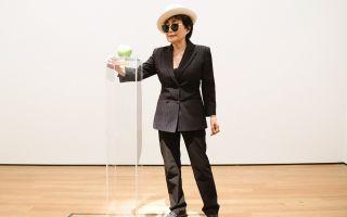小野洋子:我唯一能做的就是做我自己