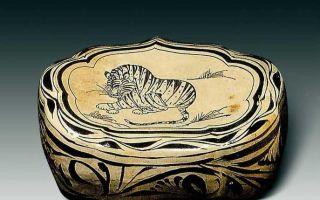 磁州窑在陶瓷研究中占据很重要位置
