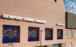 """达明·赫斯特的""""新港街画廊""""是属于成年人的珍宝"""