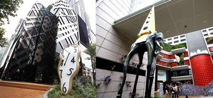 上海K11变身达利三大美术馆
