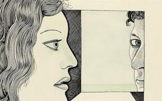 卢西安·弗洛伊德与妻自画像首度曝光