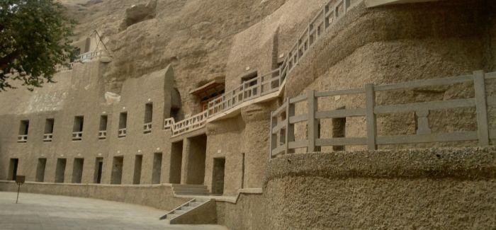 专家谈敦煌石窟保护:技术达不到 宁愿先不修