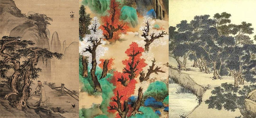 看中国山水画就要看明代的