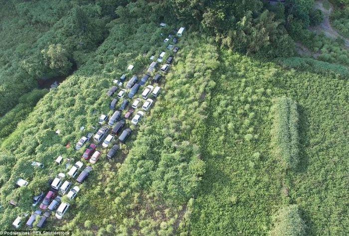 被世界遗忘的福岛核电站