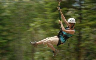 中游客在泰丛林飞跃身亡 出国要买旅游保险