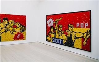 从弗瑞兹到泰特美术馆:重新发现被低估的波普艺术
