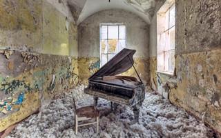 Christian Richter :被遗忘的角落