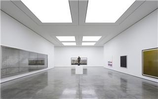 新一轮艺廊版图全球化 伦敦 纽约艺术中心地位难撼动