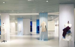 棟梁一日10.14|Fresh Air美术馆里的时装展