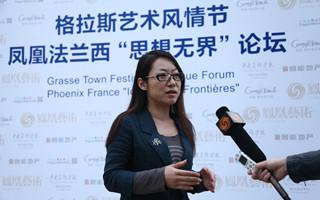 中国艺术家徐琳琳:艺术需要与不同文化交流