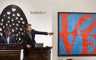 不出所料 封塔纳作品引爆意大利艺术专场拍卖