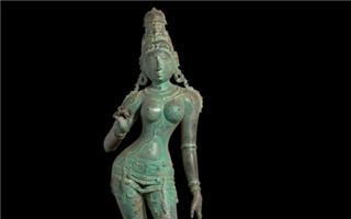 新加坡亚洲文明博物馆将向印度归还古印度铜像