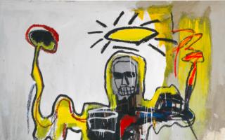 苏富比当代艺术专拍5630万美元收锤 创弗里兹第二高纪录