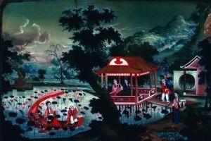 李叔同裸女油画在南京展出 曾消失近百年