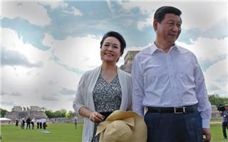 """国民CP访英着装有深意 彭麻麻的""""最美中国风"""" !"""