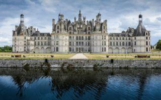 """法国""""古堡""""走进颐和园:香波堡图片展"""