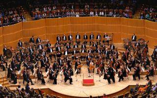 勃拉姆斯音乐会欧洲一线乐团水准