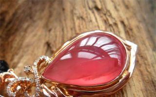 """有着""""爱情灵石""""美名的红纹石一夜声名鹊起"""