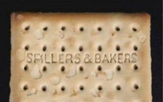 全球最珍贵饼干拍出1.5万英镑 来自泰坦尼克救生包