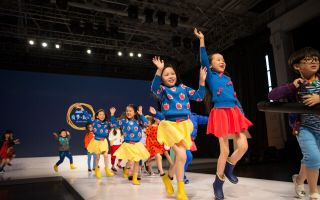 LittleMee 2016SS上海时装周童装首秀
